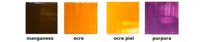 Ceramic dictionary by susan mussi m - Cual es el color ocre ...