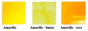 Ceramic dictionary by susan mussi amarillos - Color ocre en paredes ...