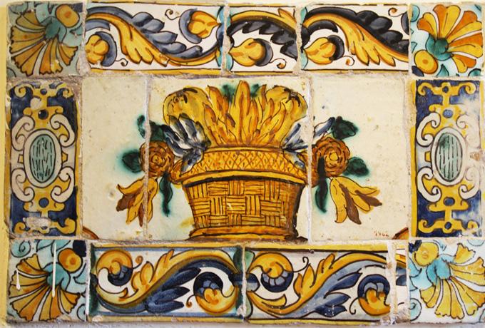 Ceramic dictionary by susan mussi azulejos antiguos - Azulejos clasicos ...